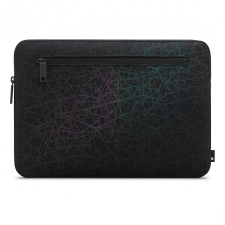 Incase Compact Sleeve in Reflective Mesh - качествен калъф за MacBook Air 13 (черен)