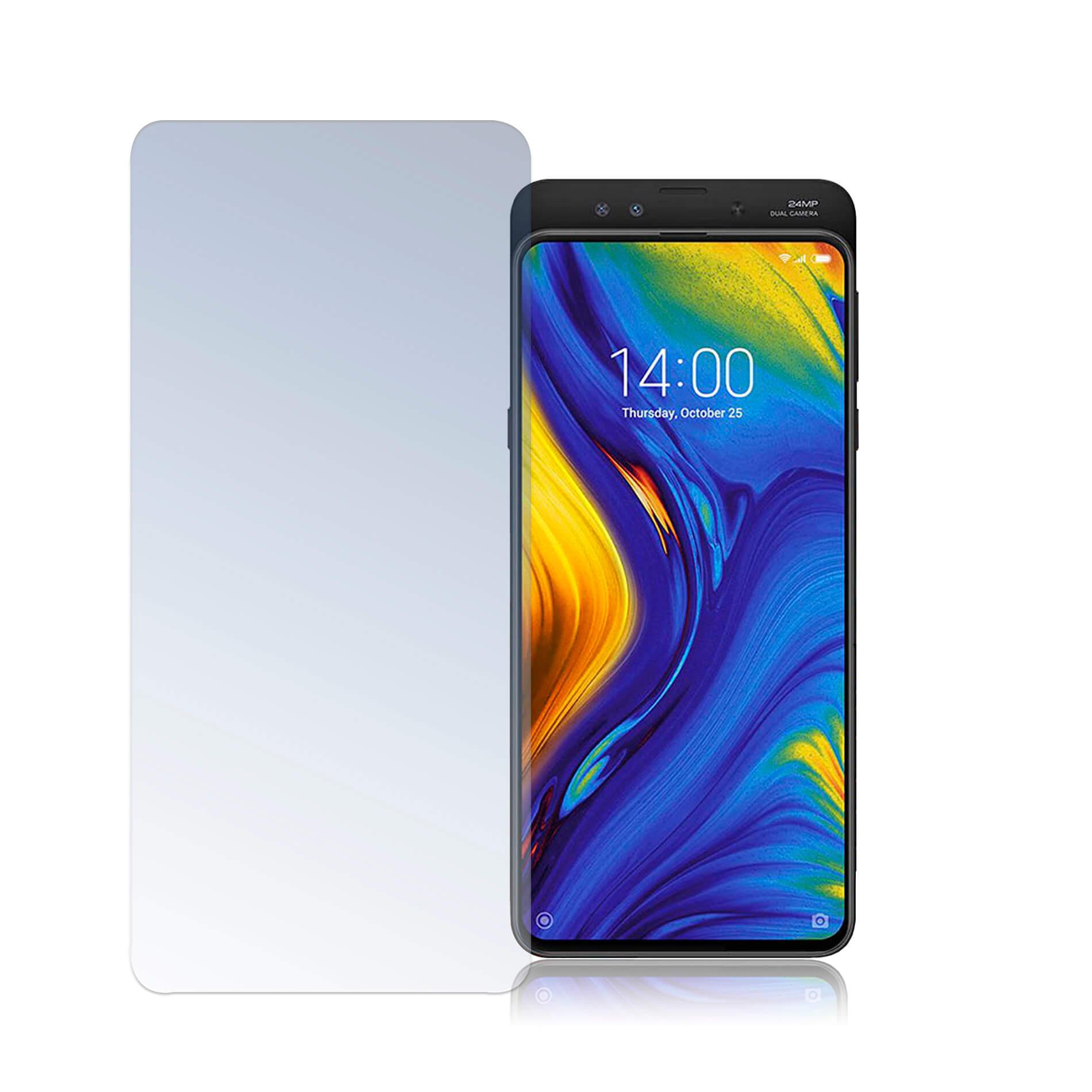 4smarts Second Glass Limited Cover - калено стъклено защитно покритие за дисплея на Xiaomi Mi Mix 3 (прозрачен)