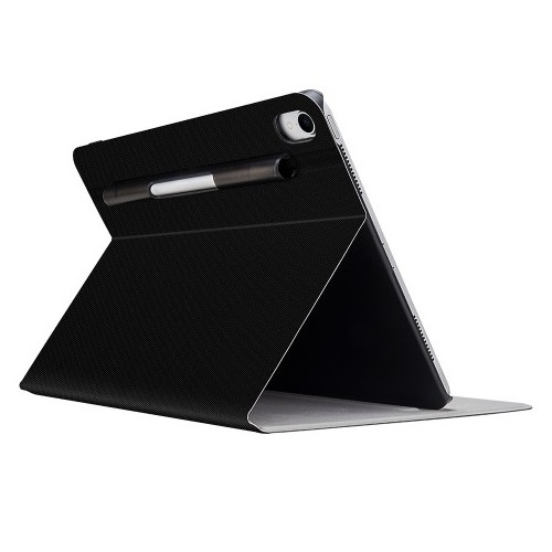 buy popular b2fac de8af SwitchEasy CoverBuddy Folio Case - кожен кейс с поставка и отделение за  Apple Pencil 2 за iPad Pro 11 (2018) ...