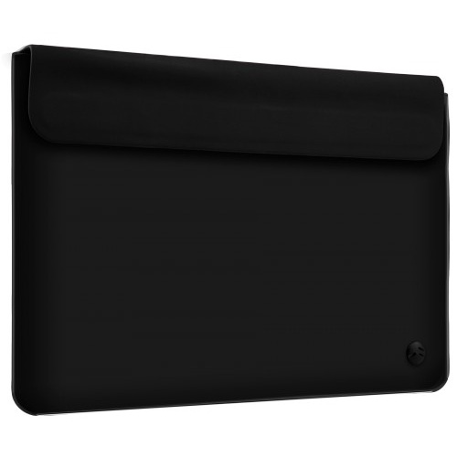 SwitchEasy Thins Black Ultra Slim Sleeve - неопренов калъф за Apple MacBook Pro 15 Touch Bar (2016, 2017, 2018) (черен)