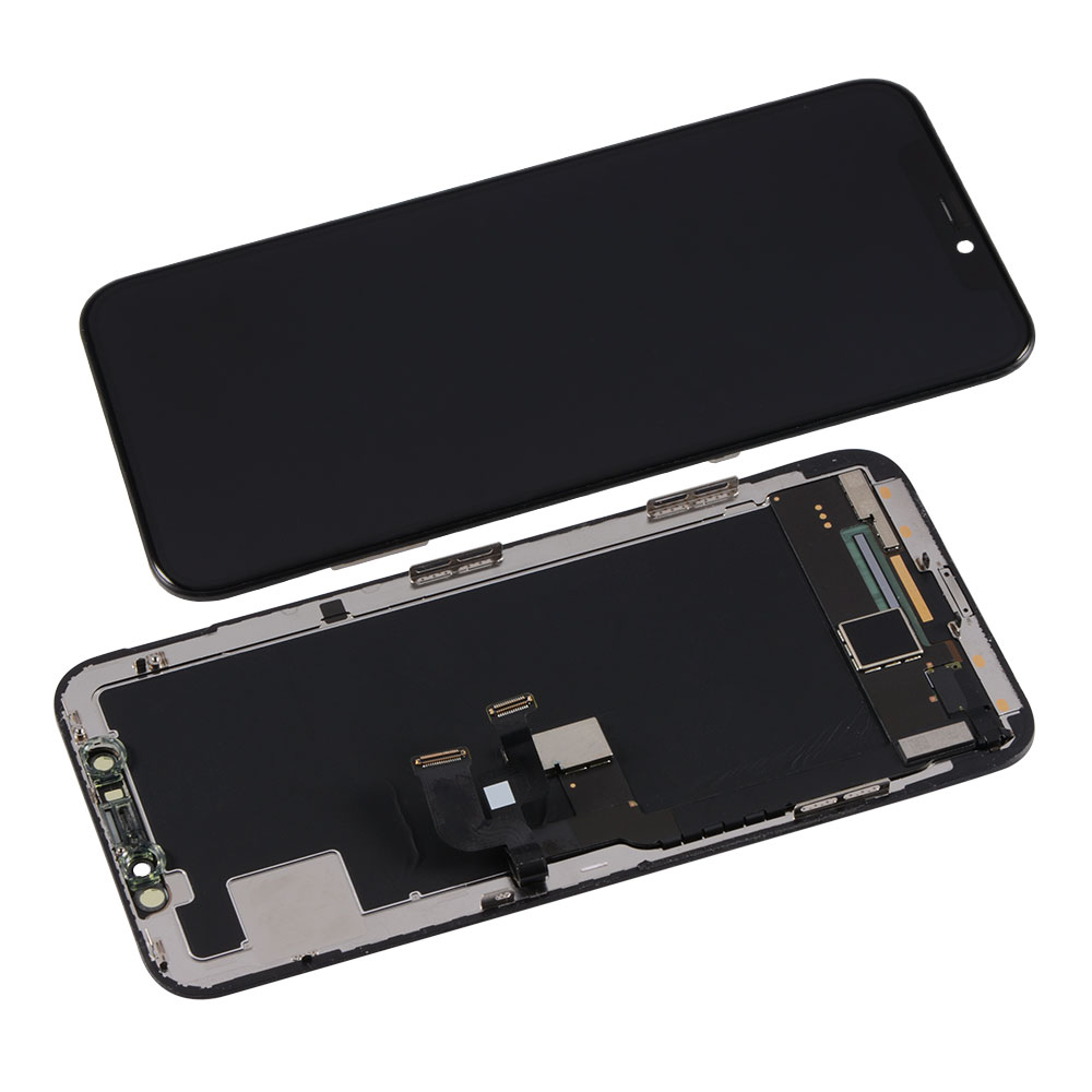 OEM iPhone X Display Unit (space gray)