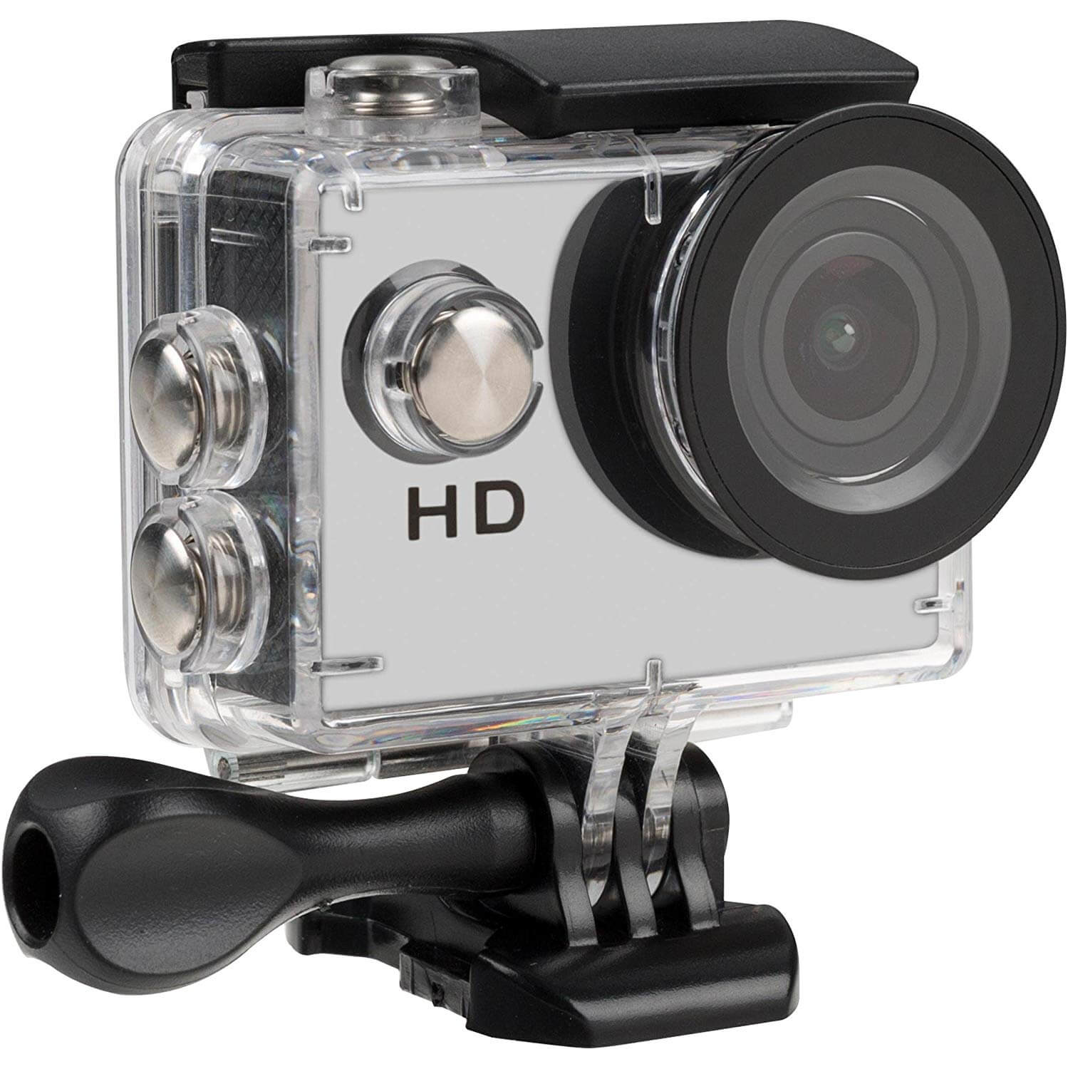 Tecplus HD 720p Action Camera (white)