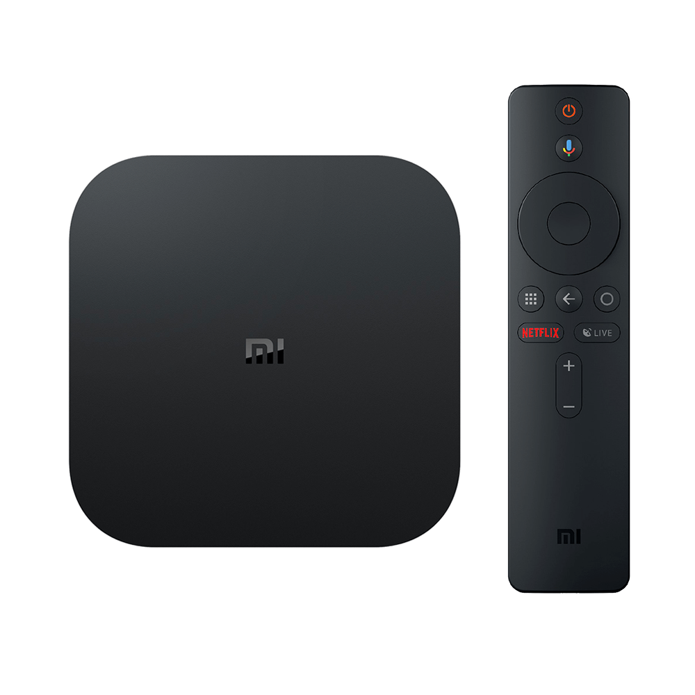 Xiaomi Mi TV Box S  4K (EU) Google Assistant
