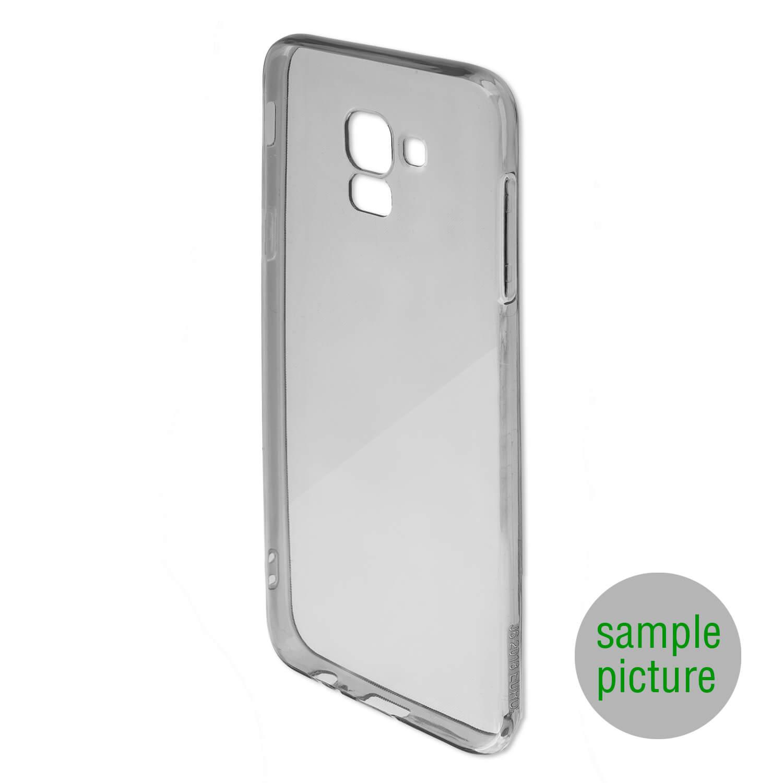 best service 04986 06ad5 4smarts Soft Cover Invisible Slim - тънък силиконов кейс за iPhone XS,  iPhone X (черен)