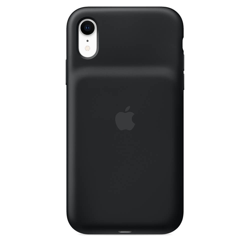 Apple Smart Battery Case for iPhone XR (black)