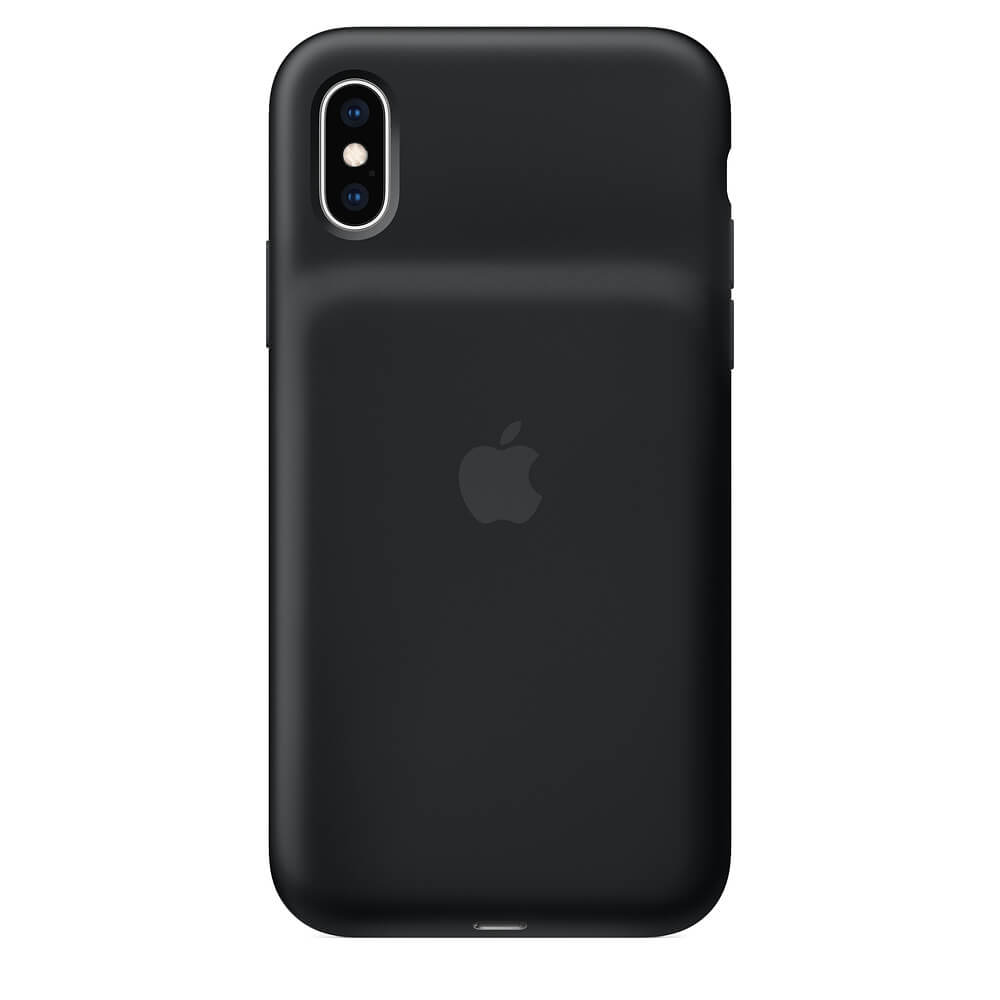 Apple Smart Battery Case for iPhone XS (black)