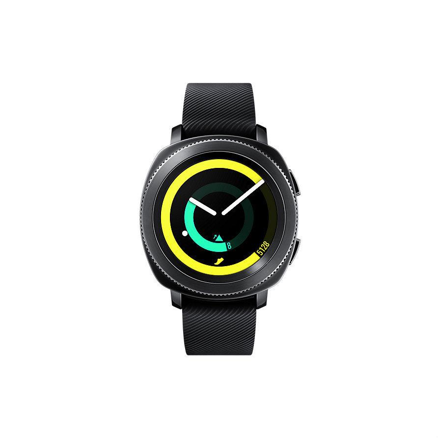 Samsung Galaxy Gear Sport Watch SM-R600 - умен часовник с GPS за мобилни устойства (черен)
