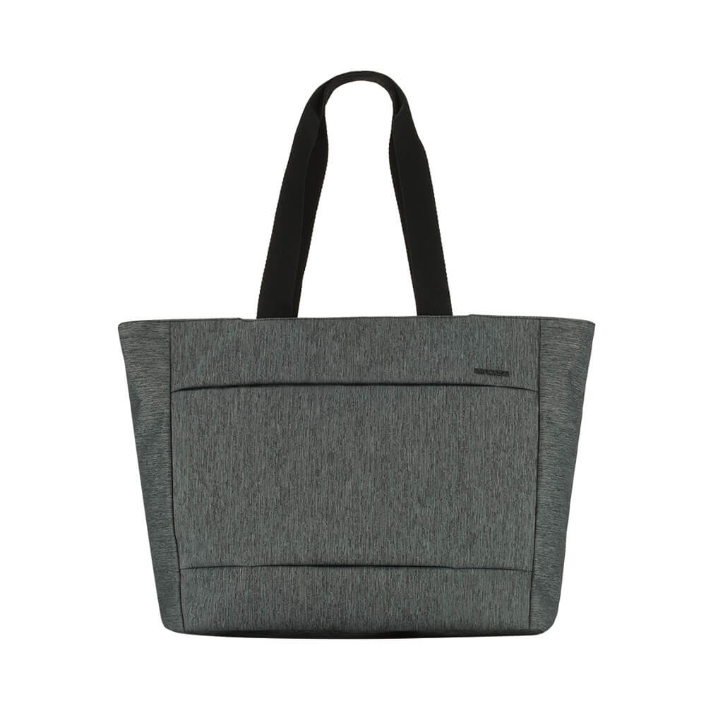 Incase City Market Tote for Macbook Pro 15 in. and laptops up to 15 inches (heather black)