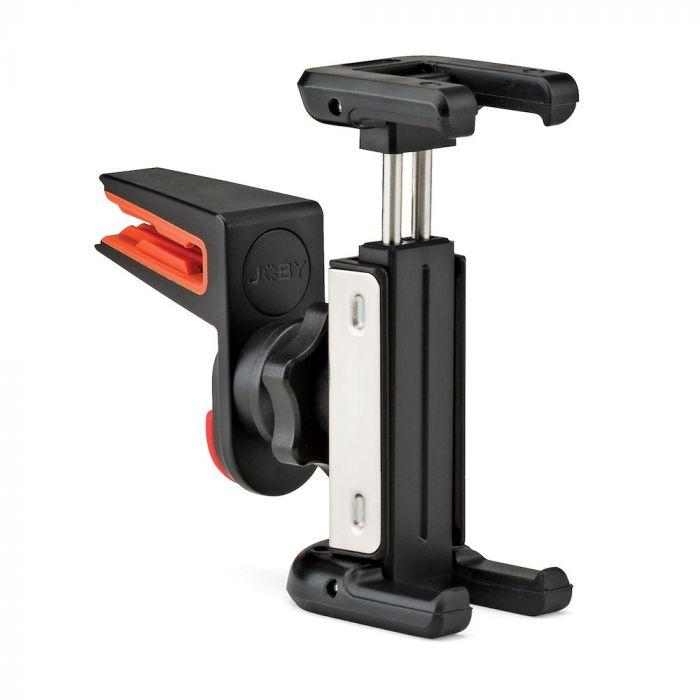 Joby GripTight Auto Vent Clip - универсална поставка за радиатора на кола за смартфони с ширина от 5.4 до 7.2 см