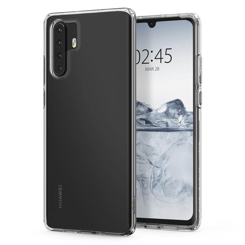 Spigen Liquid Crystal Case for Huawei P30 Pro (clear)