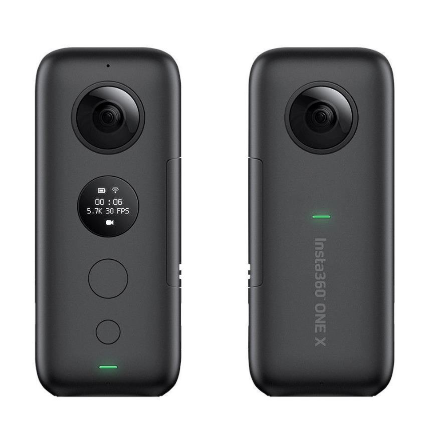 Insta360 ONE X action camera 5.7К