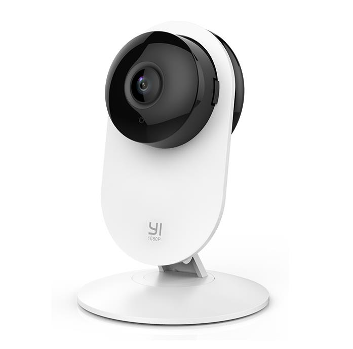 YI Home Camera - домашна камера 1080p Dome Home (бял)