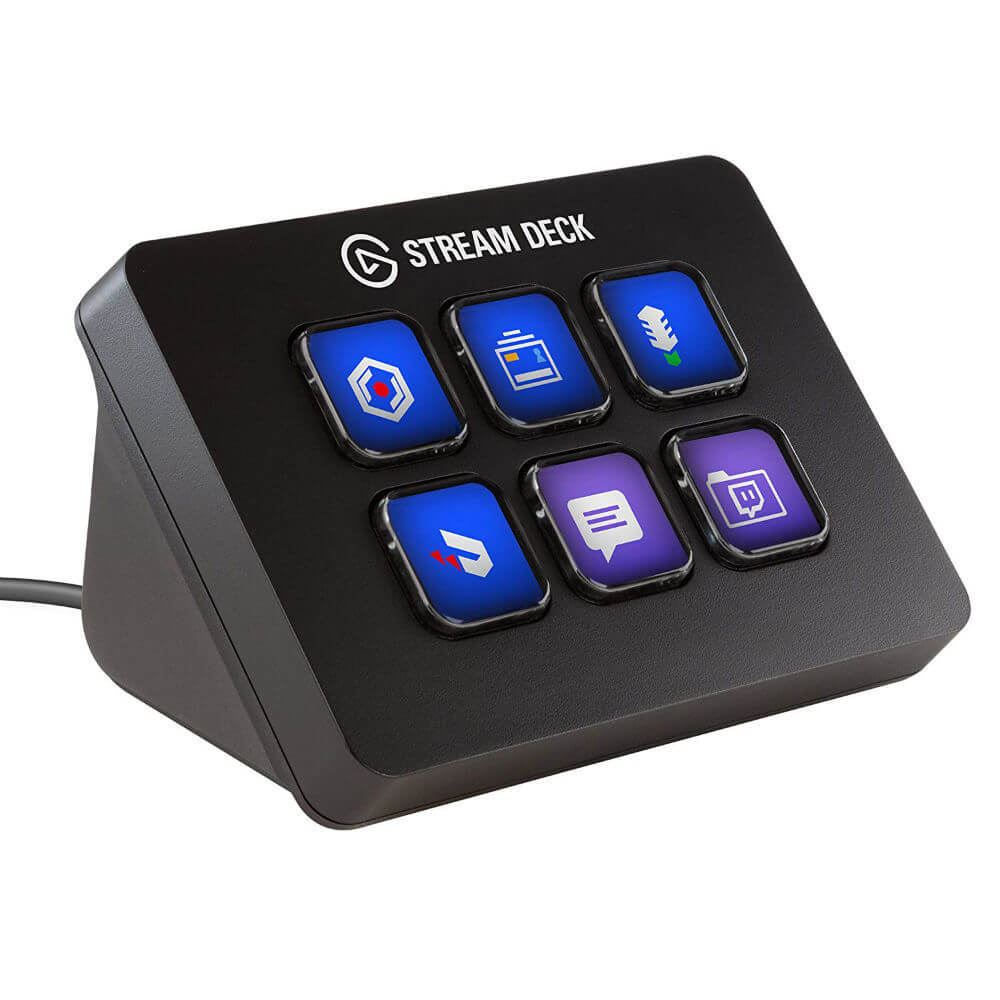 Elgato Stream Deck Mini - Live Content Creation Controller