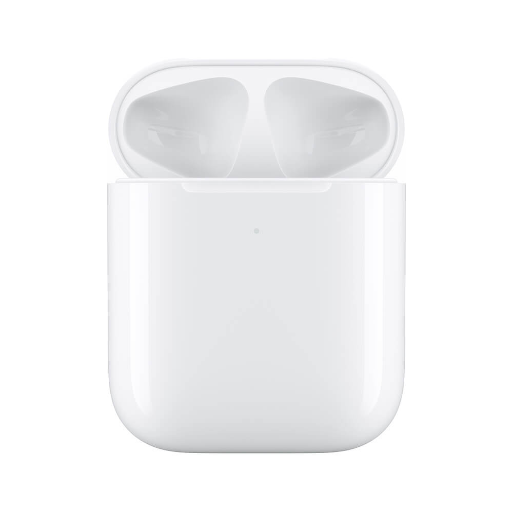 Apple AirPods Wireless Charging Case - оригинален кейс за безжично зареждане на Apple AirPods