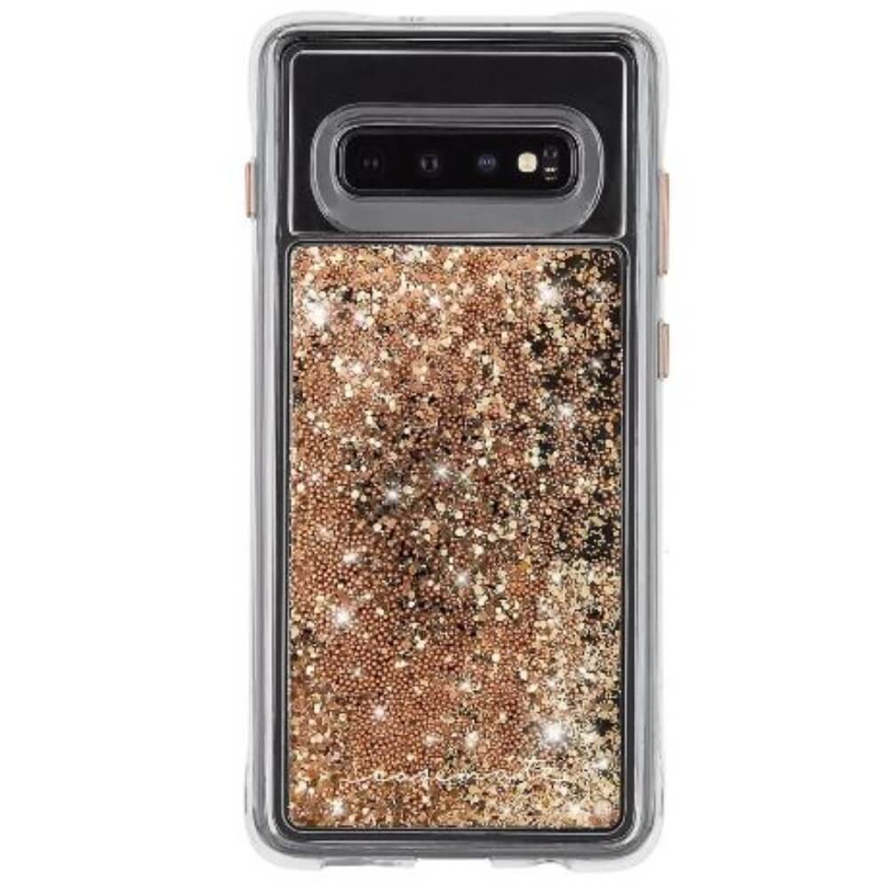 CaseMate Waterfall Case for Samsung Galaxy S10 (gold)