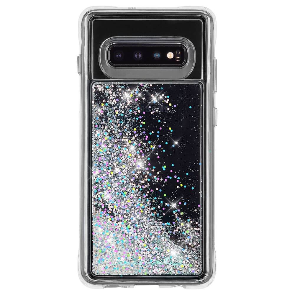 CaseMate Waterfall Case for Samsung Galaxy S10 (white)