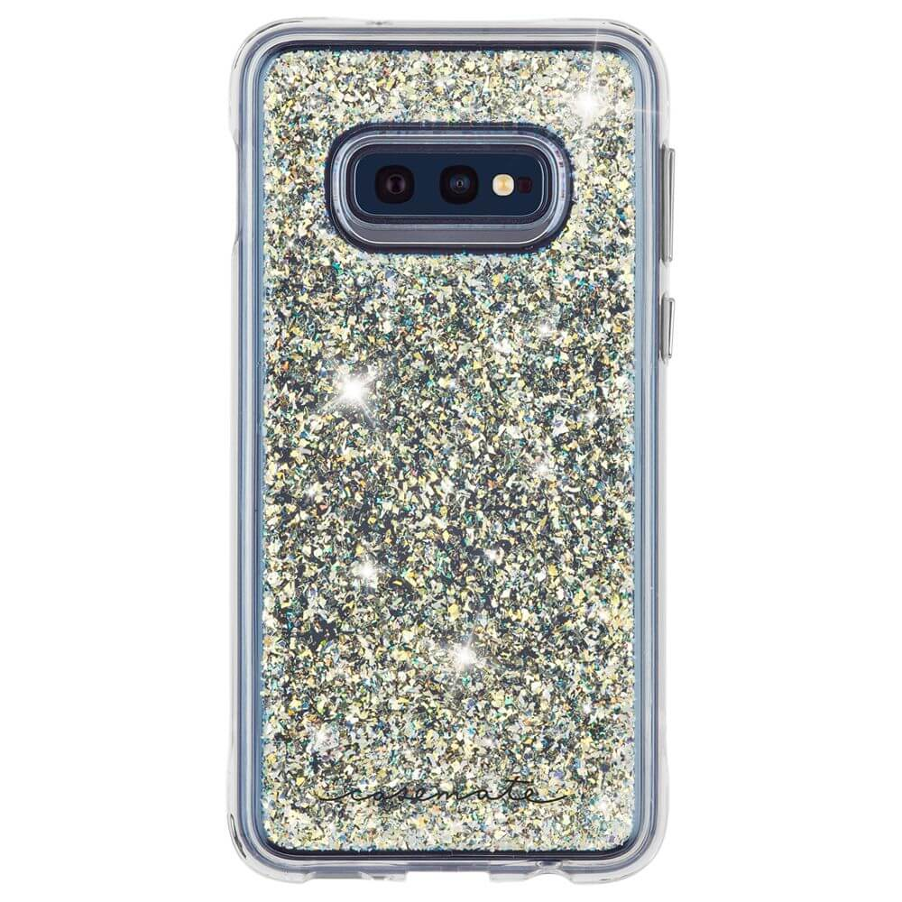 CaseMate Twinkle Case for Samsung Galaxy S10E (white)