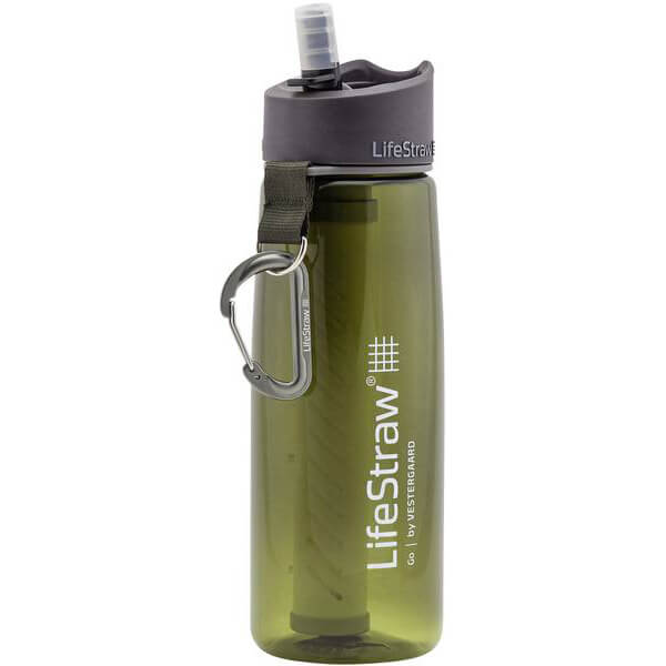 LifeStraw Go 2-stage Filtration (green)