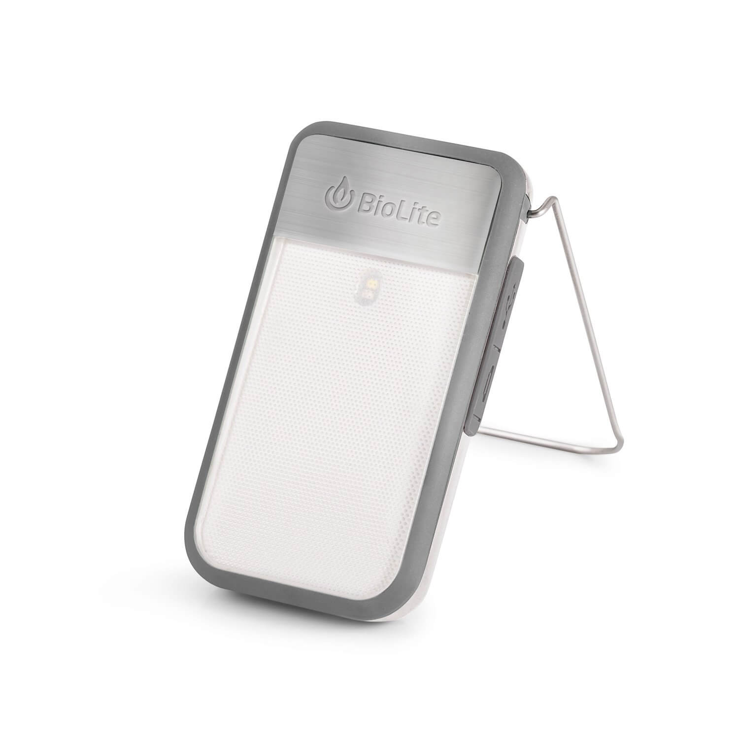 BioLite PowerLight Mini Wearable Light and Power Bank (gray)