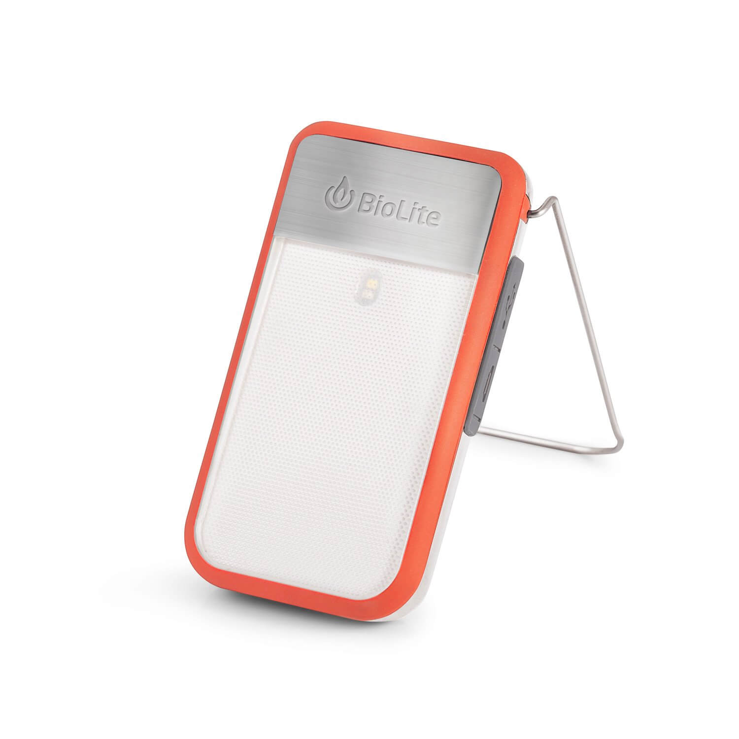 BioLite PowerLight Mini Wearable Light and Power Bank (red)