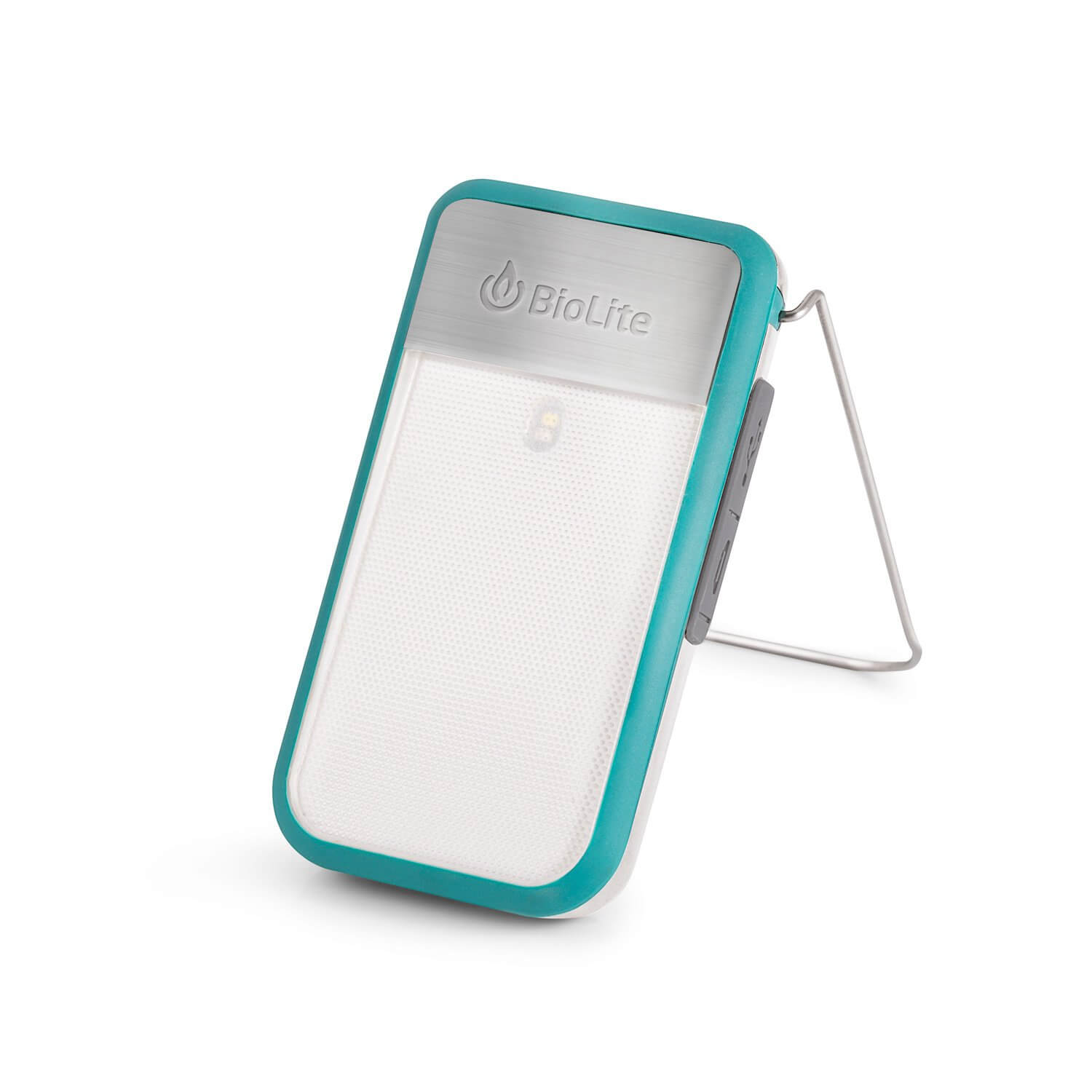 BioLite PowerLight Mini Wearable Light and Power Bank (teal)