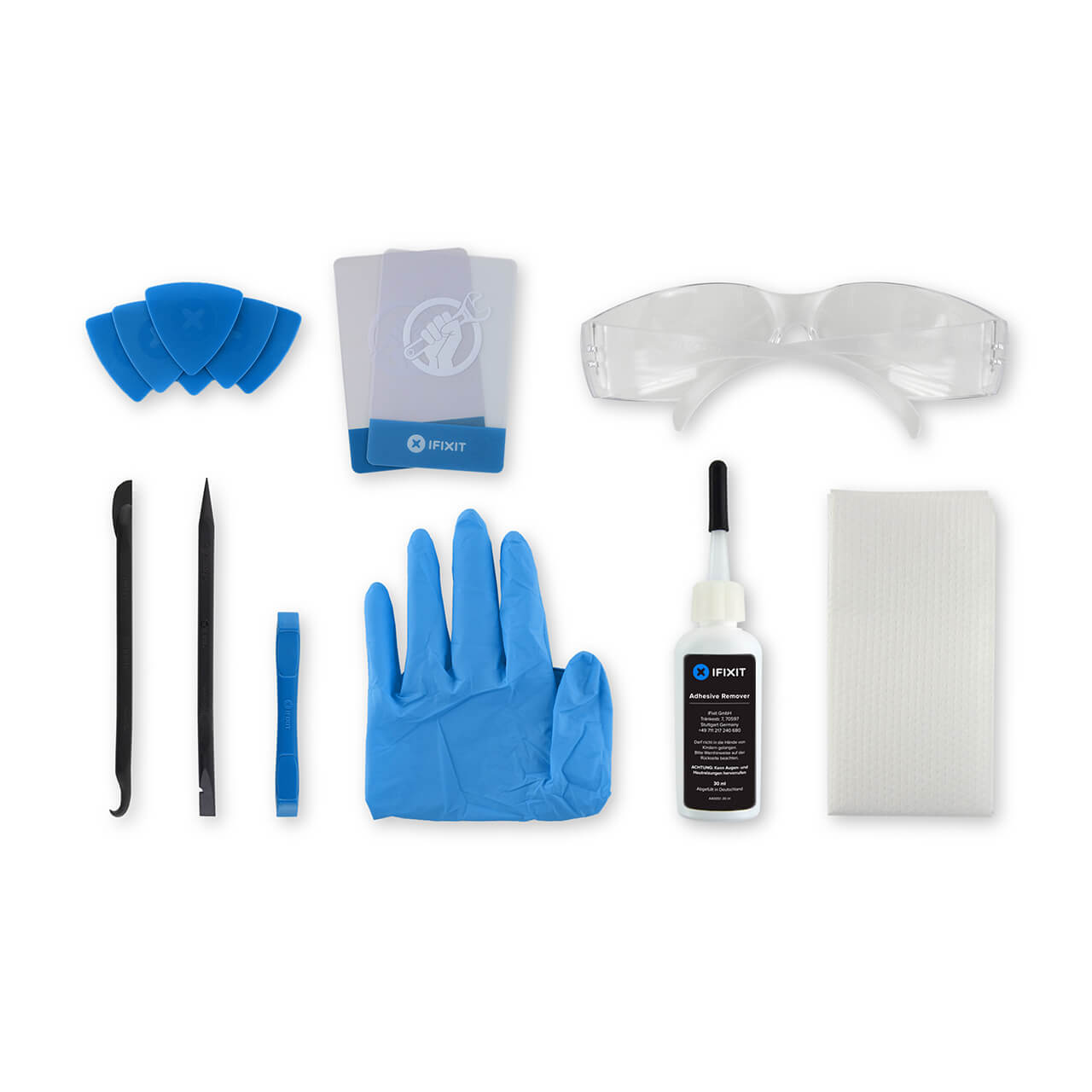 iFixit Adhesive Remover (for Battery, Screen, and Glass Adhesive) Bundle