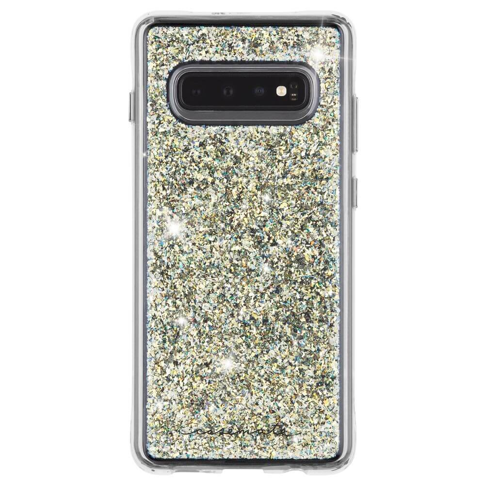 CaseMate Twinkle Case for Samsung Galaxy S10 Plus (white)