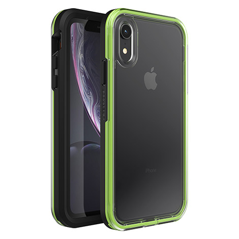 LifeProof Slam - удароустойчив кейс за iPhone XR (зелен)