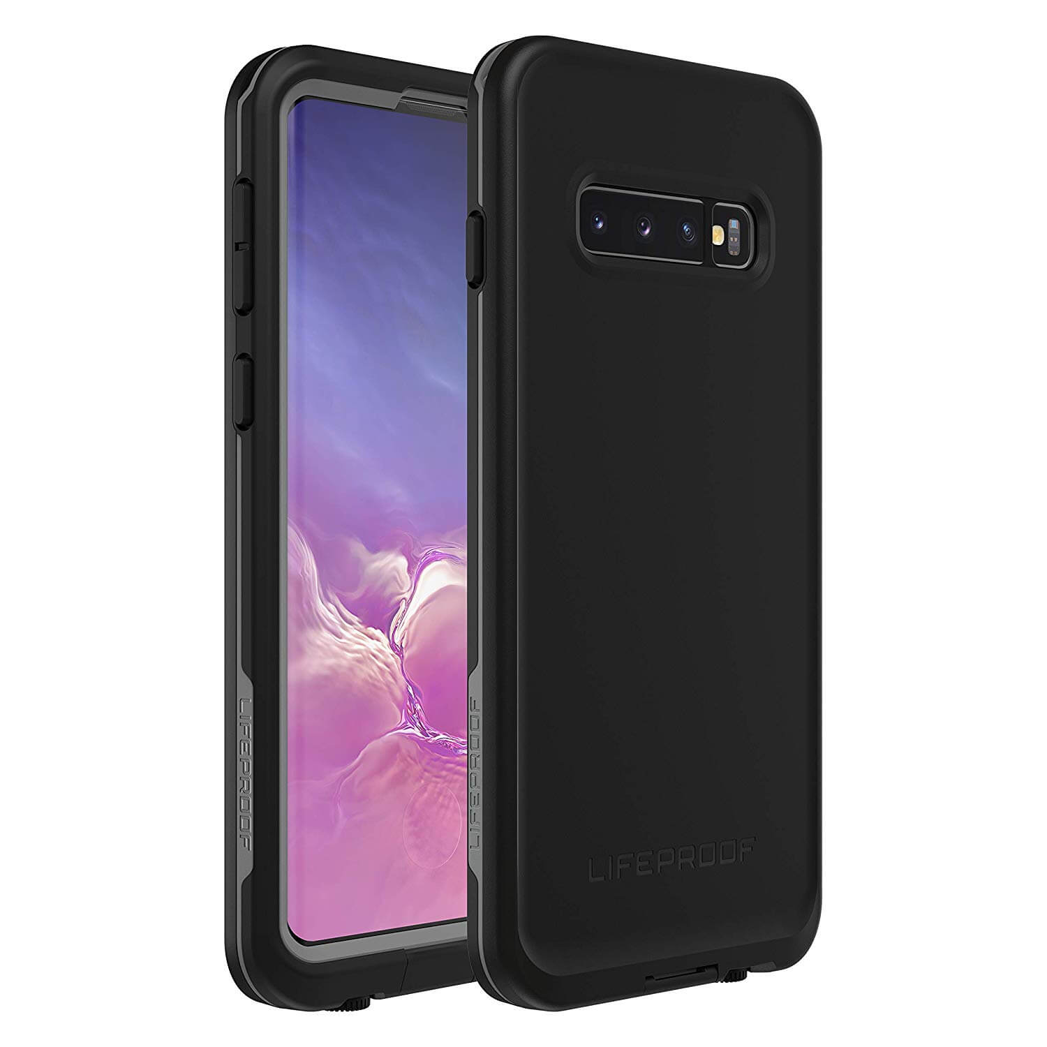 LifeProof Fre case for Samsung Galaxy S10 (black)