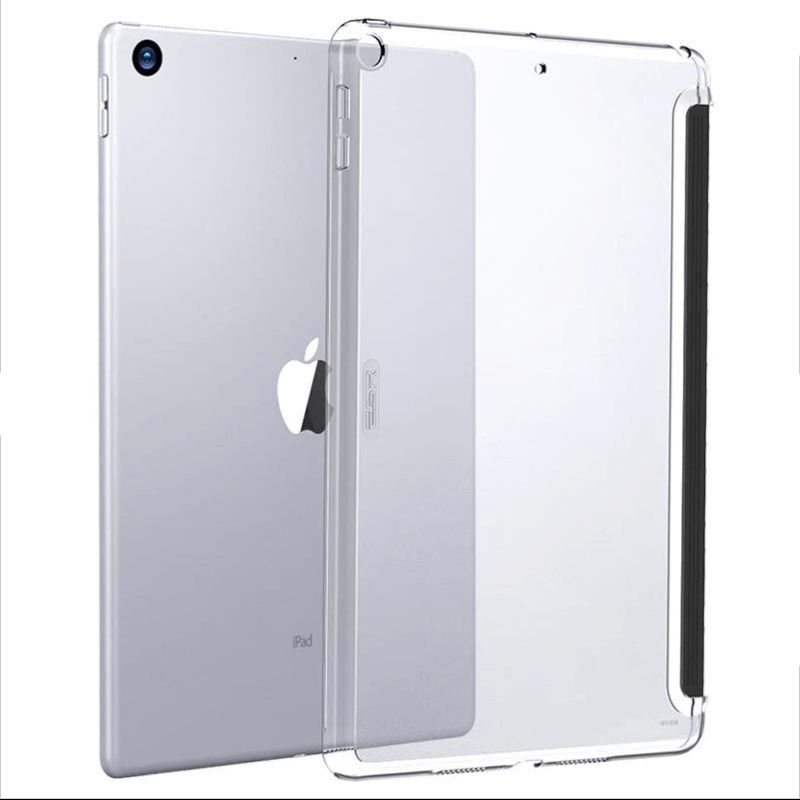 ESR Yippee Back Cover Case - поликарбонатов кейс за iPad Air 3 (2019) (прозрачен)