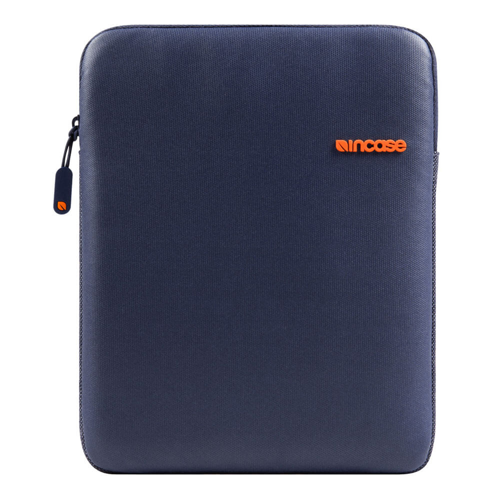 Incase City Sleeve - текстилен калъф за iPad Mini 5 (2019), iPad Mini 4 и таблети до 7,9 инча (син)