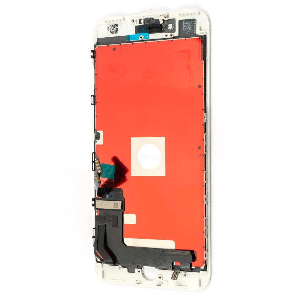 FixBox HD LCD Display - резервен дисплей за iPhone 7 Plus (пълен комплект) (бял)