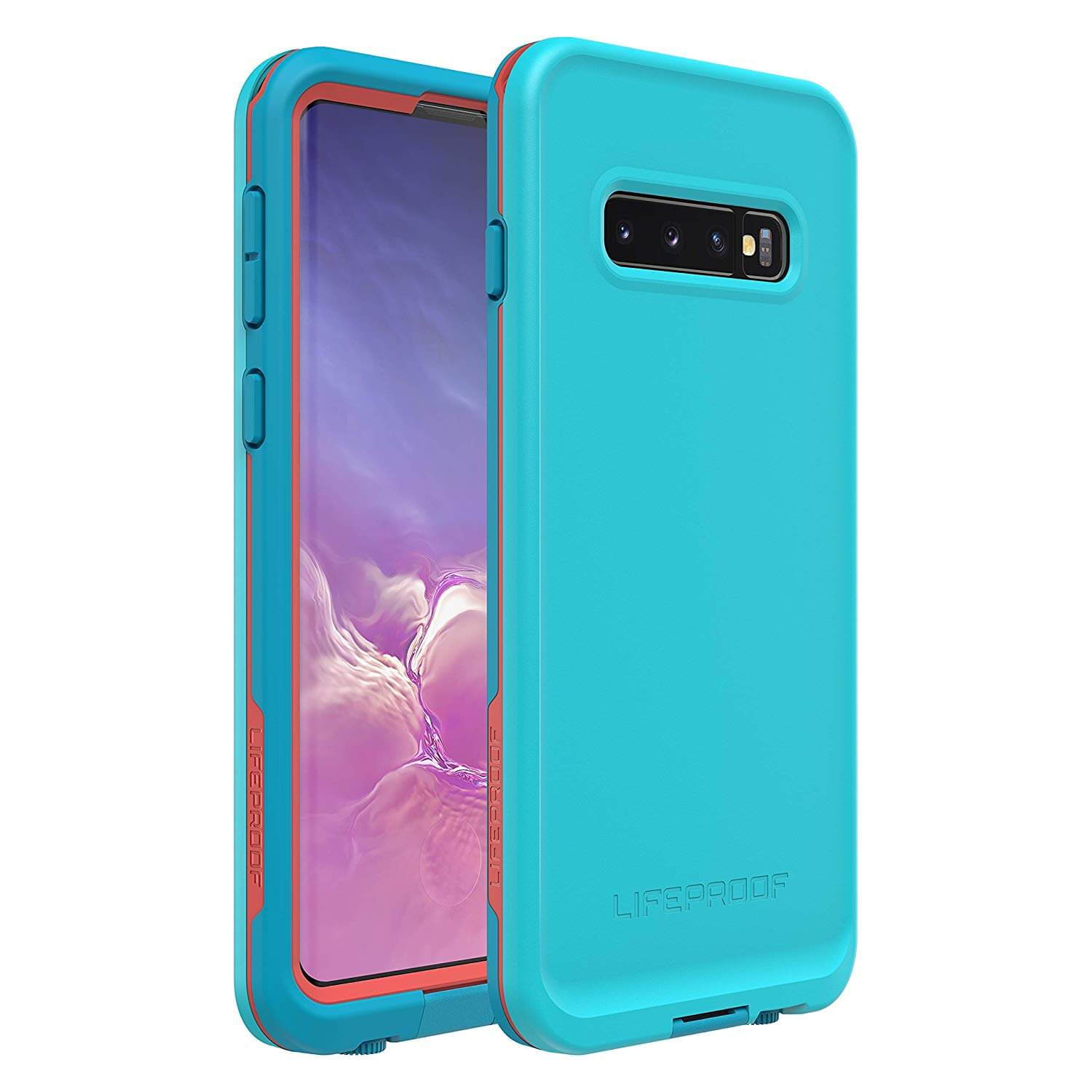 LifeProof Fre case for Samsung Galaxy S10 (blue)