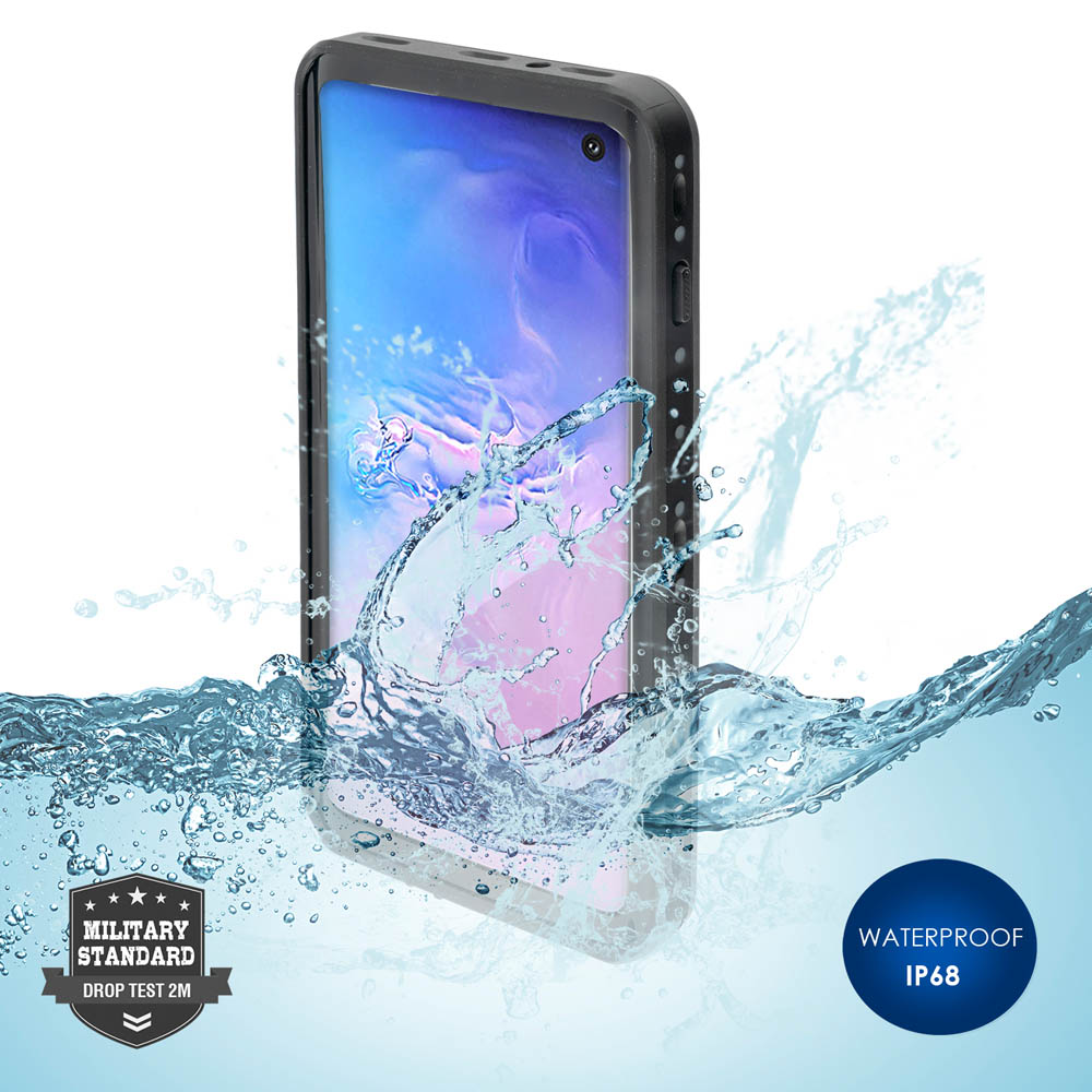 4smarts Rugged Case Active Pro STARK for Samsung Galaxy S10 (black)