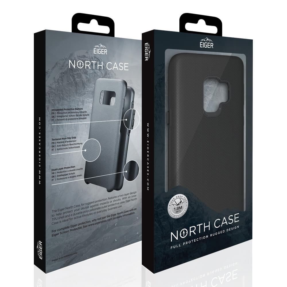 Eiger North Case for Huawei P30