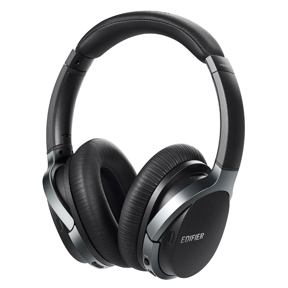 Edifier W860NB Active Noise Cancelling Bluetooth Headphones (black)
