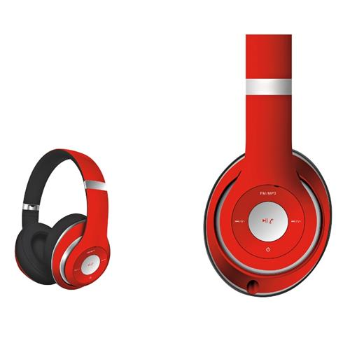 Platinet Freestyle Headset Bluetooth FH0916 (red)