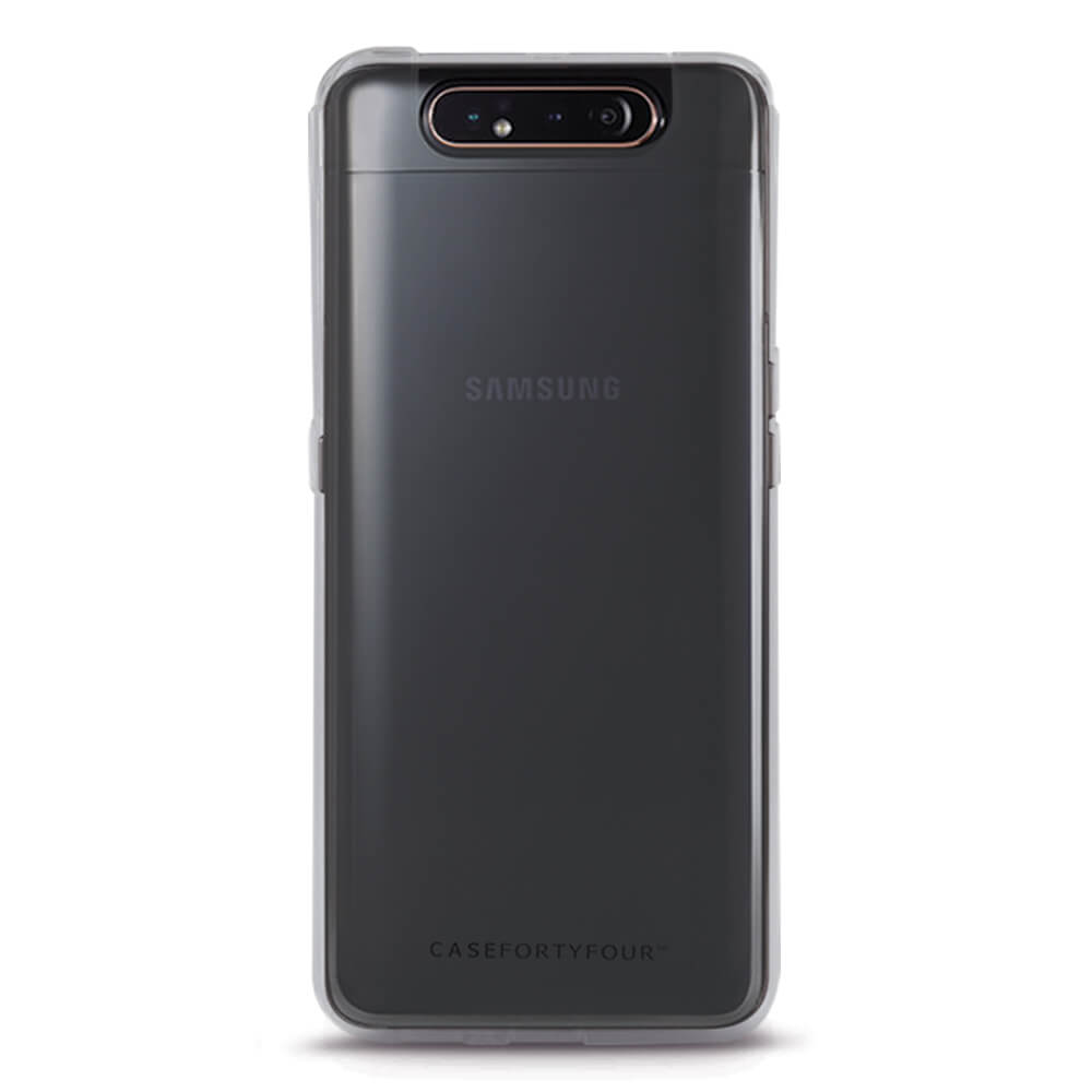 Case FortyFour No.1 Case for Samsung Galaxy A80 (clear)