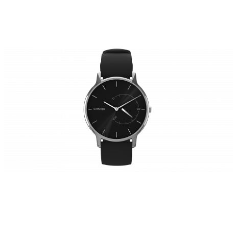 Withings Move Timeless Chic - Black / Silver