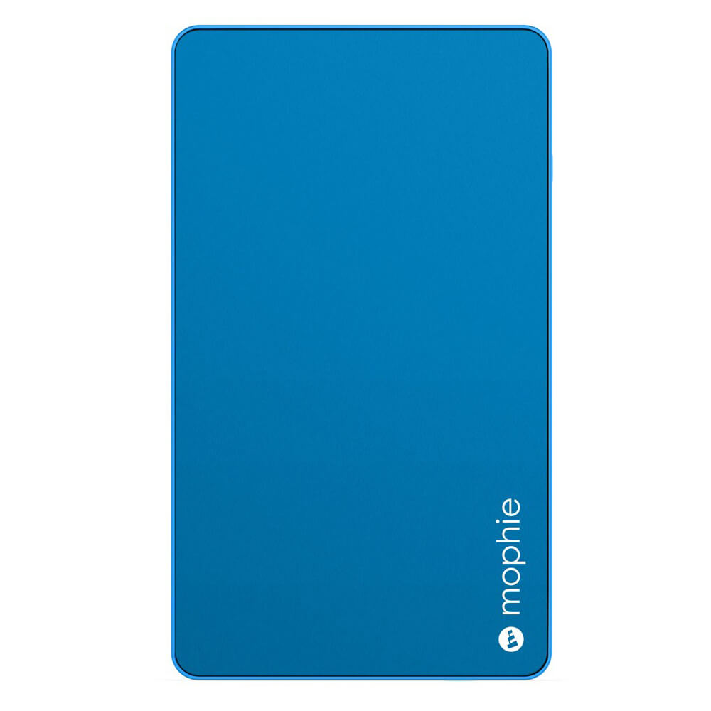 Mophie Powerstation Mini 3000 mAh external battery for mobile devices (blue)