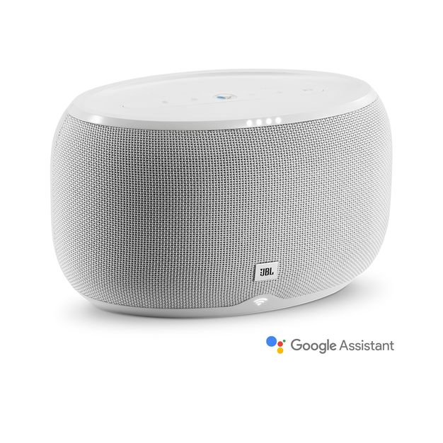 JBL Link 300 Voice-activated portable speaker (white)