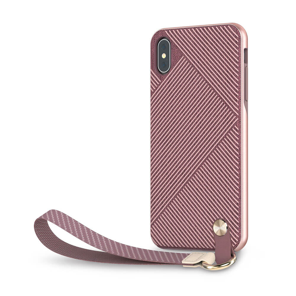 Moshi Altra Case for iPhone XS Max (pink)