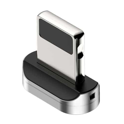 Baseus Zinc Magnetic Adapter for Lightning (silver)