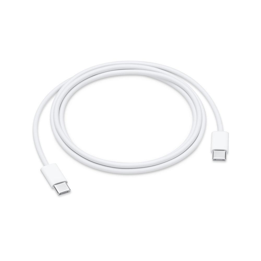 Apple USB-C Charge Cable - захранващ кабел за MacBook, iPad Pro 12.9 (2018), iPad Pro 11 (2018) и устройства с USB-C (100 см) (bulk)