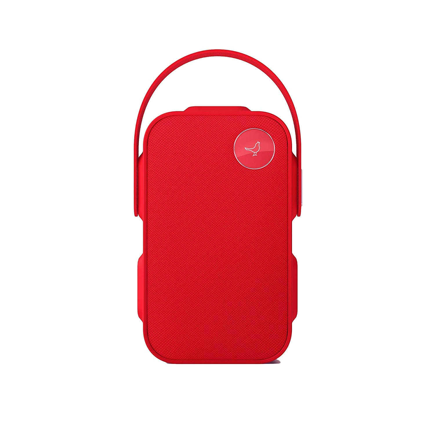 Libratone ONE Click Bluetooth Speaker (360° Sound, Touch Operation, IPX4 Splashproof, 12h Rechargeable Battery) - Cerise Red