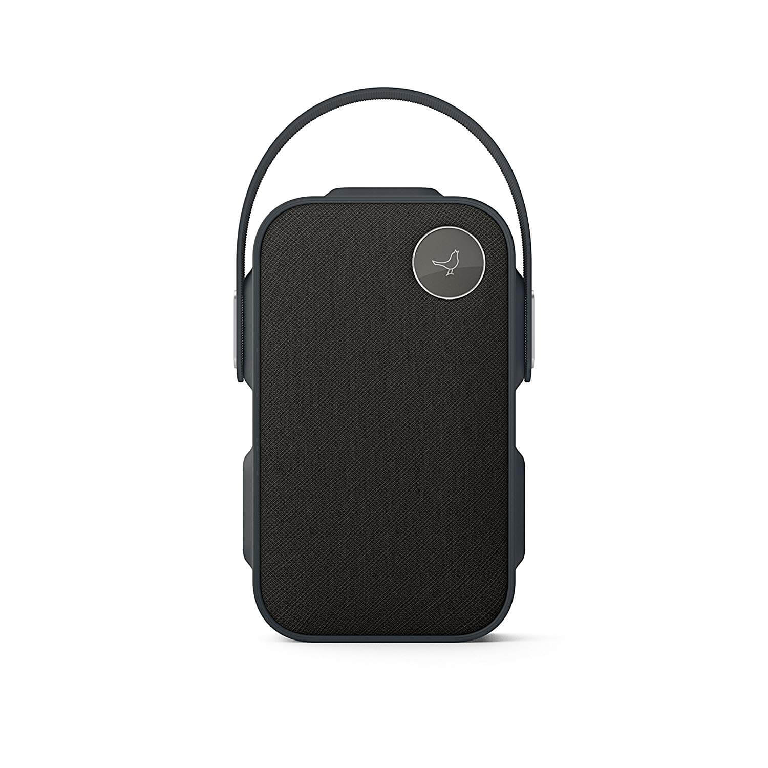 Libratone ONE Click Bluetooth Speaker (360° Sound, Touch Operation, IPX4 Splashproof, 12h Rechargeable Battery) - Graphite Grey