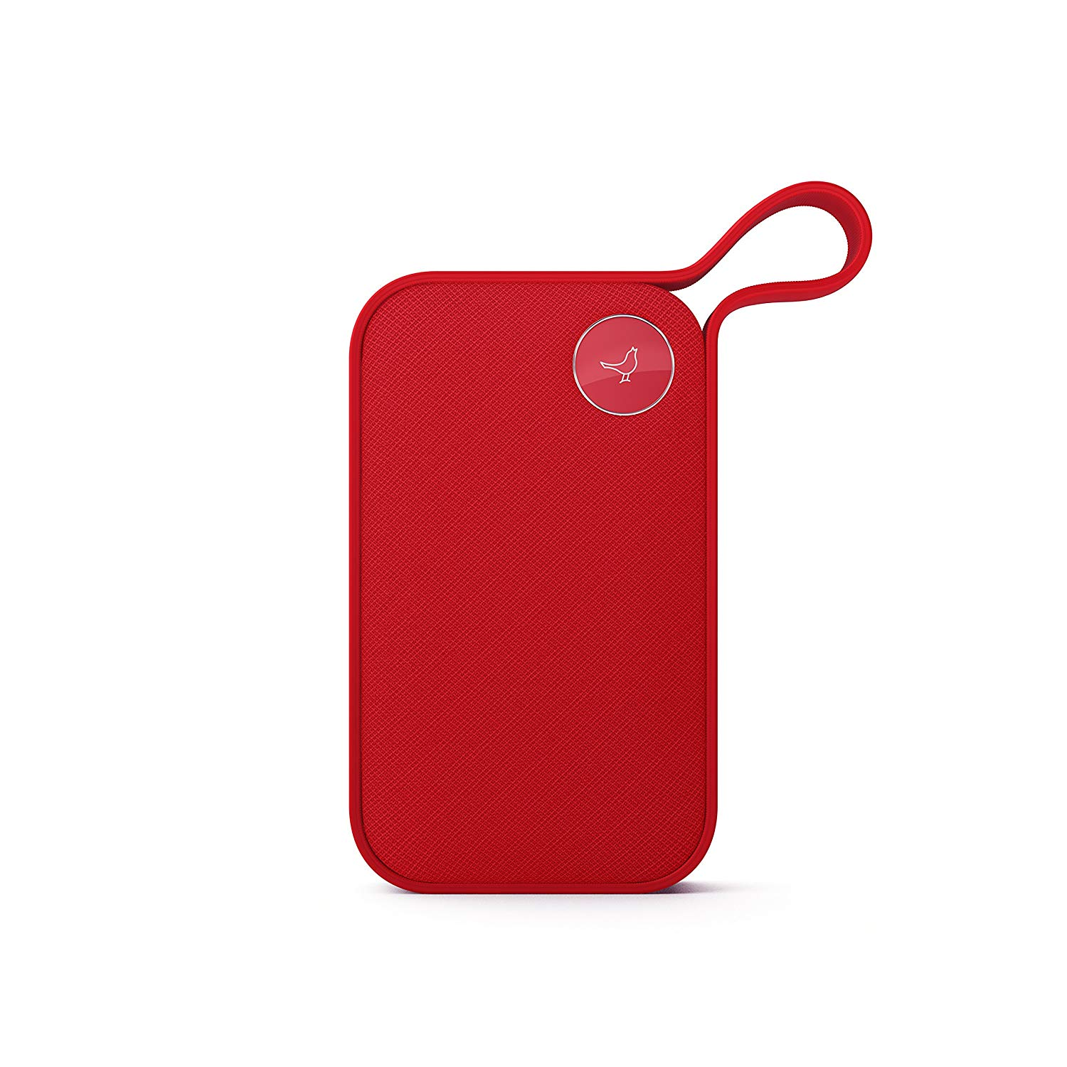 Libratone ONE Style Bluetooth Speaker (360° Sound, Touch Operation, IPX4 Splashproof, 12h Rechargeable Battery) - Cerise Red