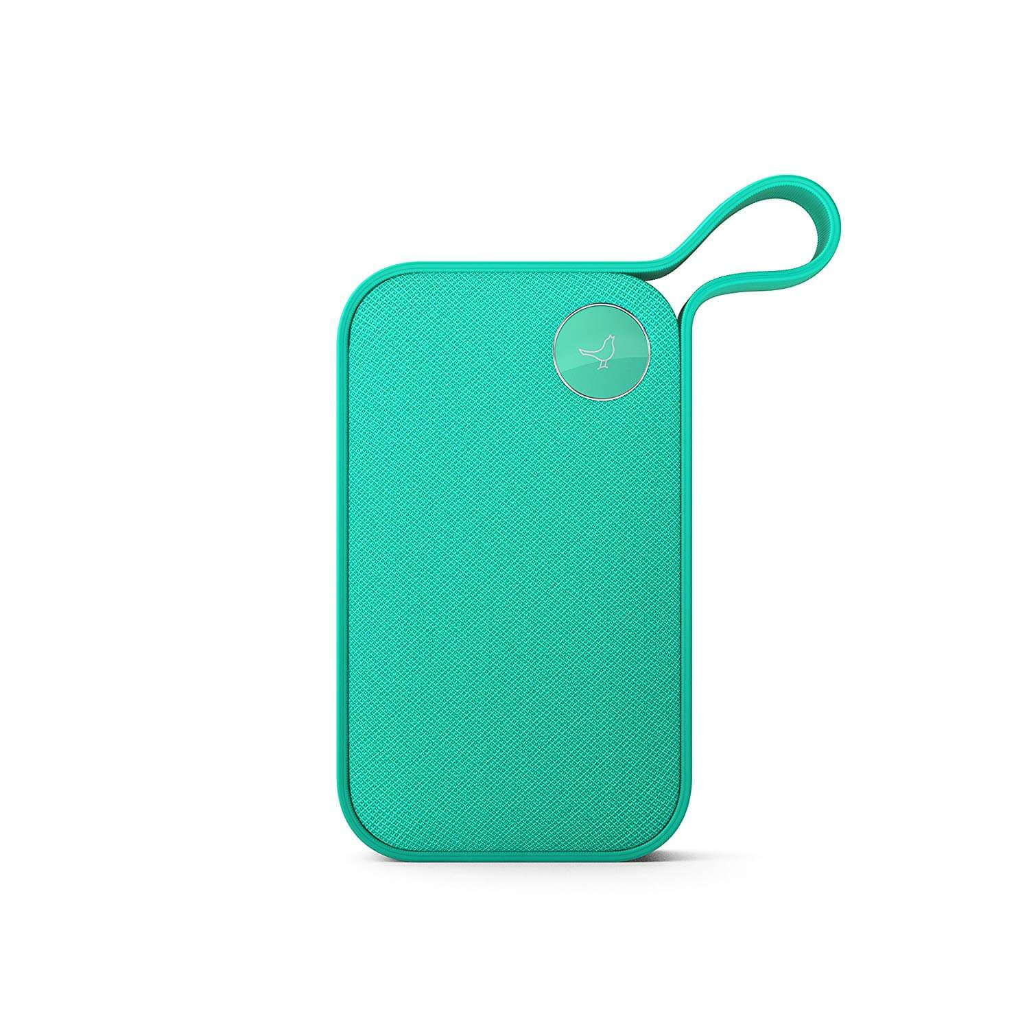 Libratone ONE Style Bluetooth Speaker (360° Sound, Touch Operation, IPX4 Splashproof, 12h Rechargeable Battery) -  Caribbean Green