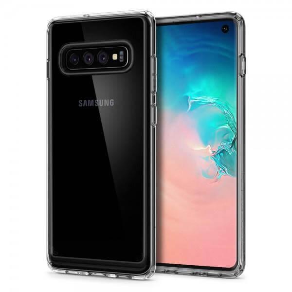 Spigen Crytal Hybrid Case for Samsung Galaxy S10 (clear)