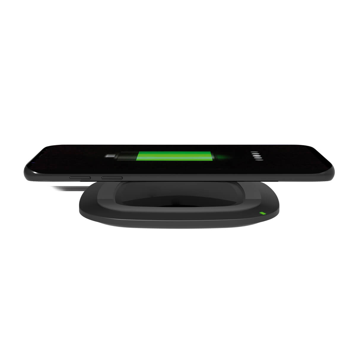 Platinet Wireless Charging Pad Quick Charge 2.0 (black)